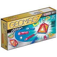 Geomag – Glitter 22 dielikov - Magnetická stavebnica