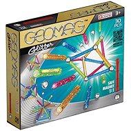 Geomag - Glitter 30 dielikov