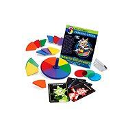 EIN-O - Zábavná optika tajomstvo svetla a farieb - Didaktická hračka