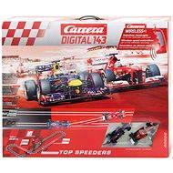 Carrera D143 - Top Speeders - Autodráha