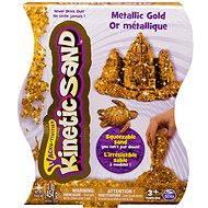 Kinetický piesok – 454 g Metalic zlatý - Kreatívna súprava