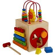 Aktívna motorická kocka – Slniečko - Didaktická hračka
