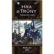 Hra o trůny – Králův mír - Rozšírenie kartovej hry
