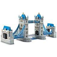 Trojvrstvové penové 3D puzzle - Tower Bridge - Puzzle