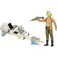Star Wars Epizóda 7 - Speeder Bike a vozidlo - Herný set