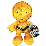 Star Wars Classic - C-3PO 17 cm - Plyšová hračka