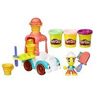 Play-Doh Town - zmrzlinárske auto - Kreatívna súprava