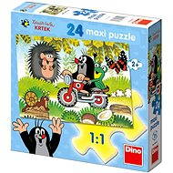 Dino Krtko - Puzzle