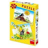 Dino Krtko svet - Puzzle