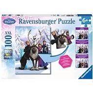 Ravensburger 105571 Disney Ledové království rozdíly - Puzzle