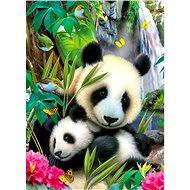 Ravensburger 130658 Milá panda - Puzzle