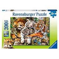 Ravensburger 127214 Velká kočka - Puzzle