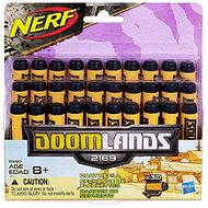 Nerf Doomlands - Náhradné šípky 30 ks - Príslušenstvo k pištoli Nerf
