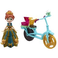 Ľadové kráľovstvo – Malá bábika Anna s doplnkami - Bábika