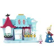 Frozen mini bábika – Hracia súprava Elsa a Ľadový obchod - Herný set