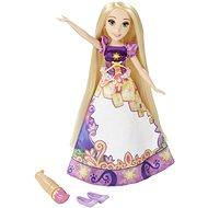 Disney Princess - Bábika Locika s vybarovací sukňou - Bábika