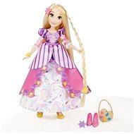 Disney Princess – Bábika Locika s náhradnými šatami - Bábika