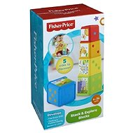 Fisher-Price – Zvieracia veža - Didaktická hračka