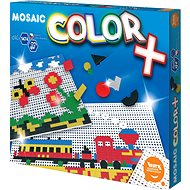 Kreatívna hračka Mozaika – Color+ 1474 ks