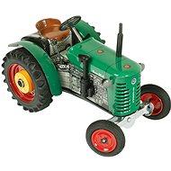 Kovap Traktor na kľúčik - Kovový model