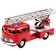 Kovap Mercedes hasiči - Kovový model
