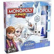 Monopoly Junior - Ľadové kráľovstvo - Spoločenská hra