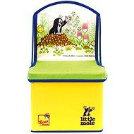 Bino Krtko – Box/stoličky na hračky - Dekorácia do detskej izby