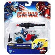 Marvel – Figúrka Captain America - Figúrka