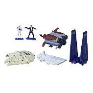 Star Wars – Prémiové vozidlá Space Pursuit - Herná súprava