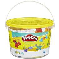 Play-Doh – Mini vedierko na pláž s téglikmi a formičkami - Kreatívna súprava