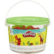 Play-Doh - Mini vedierko so zvieratami s téglikom a formičkami - Kreatívna súprava