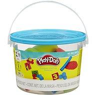 Play-Doh – Mini kýblik s číslami s téglikmi a formičkami - Kreatívna súprava