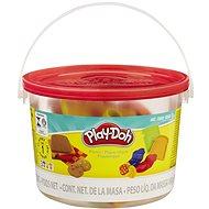 Play-Doh - Mini kýblik na piknik s téglikmi a formičkami - Kreatívna súprava