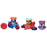 Play-Doh – Poháriky v tvare hrdinov - Kreatívna súprava
