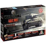 Italeri World of Tanks 36502 – Pz. Kpfw.VI Tiger I - Plastový model