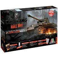 Italeri World of Tanks 36506 – Pz. Kpfw.V Panther - Plastový model