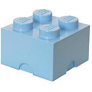 LEGO Úložný box 4 250 x 250 x 180 mm - svetlomodrý - Úložný box