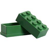 LEGO Mini box 46 x 92 x 43 mm - tmavo zelený - Úložný box