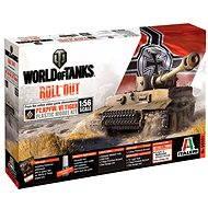 Italeri World of Tanks 56501 – Pz.Kpfw. VI Tiger - Plastový model