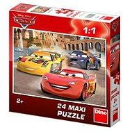 Dino Cars - Veselý Blesk - Puzzle