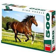 Dino Kôň vo výbehu - Puzzle
