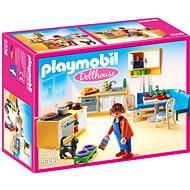 Playmobil 5336 Kuchyňa s jedálenským kútom - Stavebnica