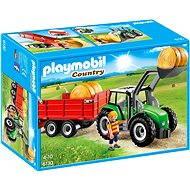 Playmobil 6130 Veľký traktor s prívesom - Stavebnica