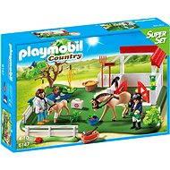 Playmobil 6147 Super Set Padok sa státím pre kone - Stavebnica