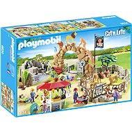 Playmobil 6634 Veľká ZOO - Stavebnica