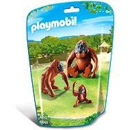 Playmobil 6648 Orangutan s mláďaťom - Stavebnica