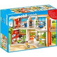 Playmobil 6657 Detská nemocnica s prístrojmi - Stavebnica