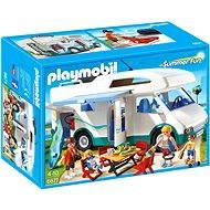 Playmobil 6671 Rodinný obytný voz - Stavebnica