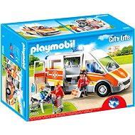 Playmobil 6685 Sanitka s majákom a húkačkou - Stavebnica