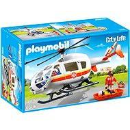 Playmobil 6686 Záchranný vrtuľník - Stavebnica